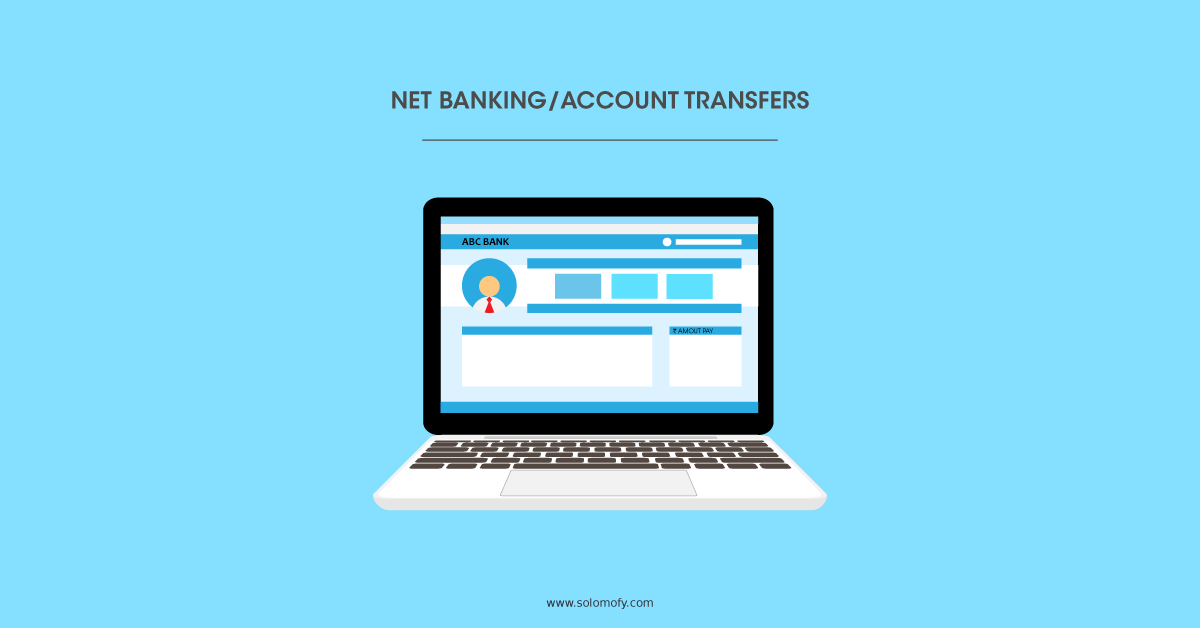 Net Banking And Account Transfer