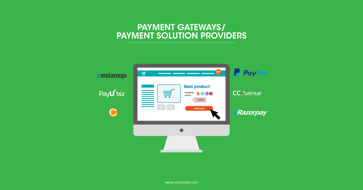 Payment Gateways Payment Solution Provider