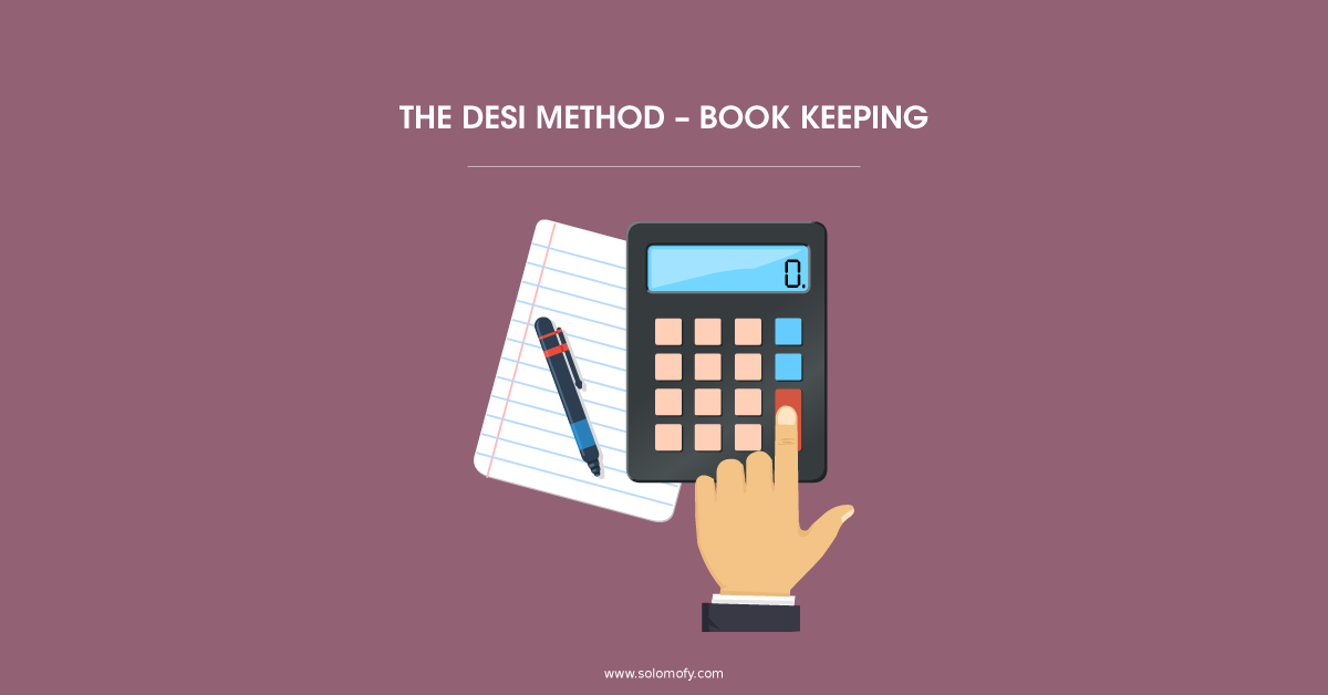 Desi Method Book Keeping