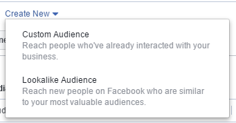 facebook messenger ad custom audience